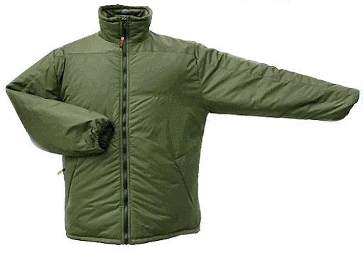 Snugpak sleeka-elite-jacket green