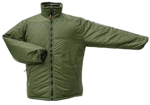 Snugpak sleeka-elite-jacket green