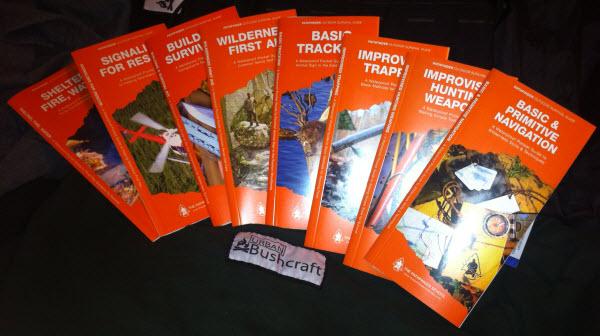 Basic /& Primitive Navigation Waterproof Pocket Guide Emergency Disaster Guide